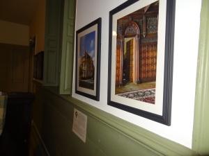 Providence Preservation Society exhibit