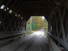 Covered bridge, Foster RI