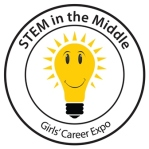 Logo for STEM in the Middle Expo