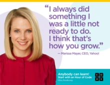 Hour Of Code Marissa Mayer